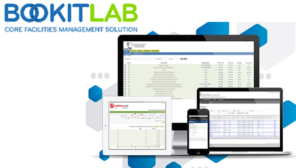 Book-It-Lab Management Software of Prof4Biz